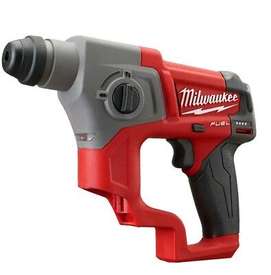 Milwaukee 2416-20 M12 FUEL 12-Volt 5/8' SDS Plus Rotary Hammer - Bare Tool