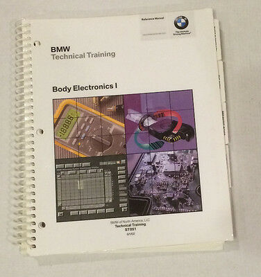 bmw technical training book manual technical systems st050 49 00 rh picclick com 6-Speed Manual Transmission BMW Owners Manual