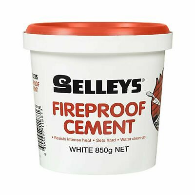 Selleys 850g Ready To Use Fireproof Cement - AUSTRALIA BRAND