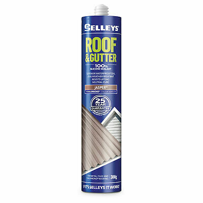 Selleys Roof And Gutter 300g Silicone - AUSTRALIA BRAND