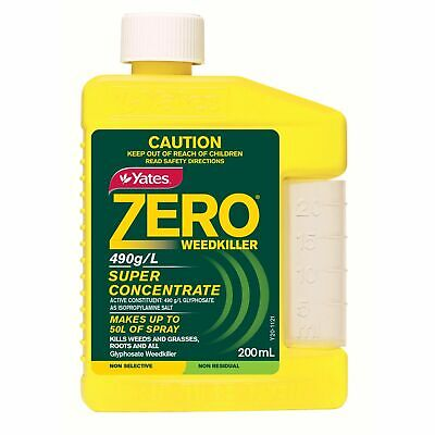 Yates Zero All Purpose Weed Killer Concentrate - AUSTRALIA BRAND