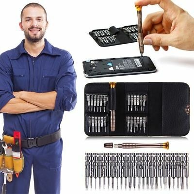 25 in 1 Multifunction Screwdriver Combination Phone Notebook  Repair Tools CN
