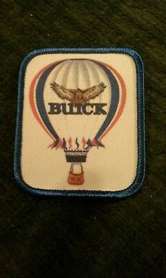 Buick Hot air Balloon Patch