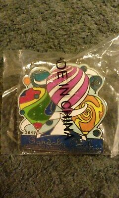 2017 Albuquerque Hot Air Balloon Fiesta Gondola Club Pin AIBF
