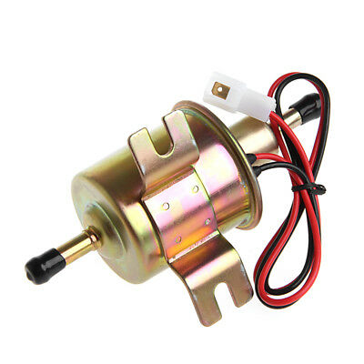 Newly Gas Diesel fuel pump Inline Low Pressure electric fuel pump 12V
