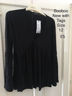 maternity clothes size 12 Boohoo New With Tags