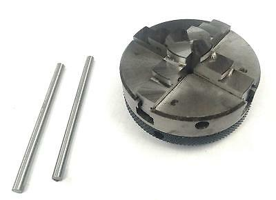 Precision Quality 50 mm- 4 Jaws self centering Chuck M12 x 1 Mounting Thread