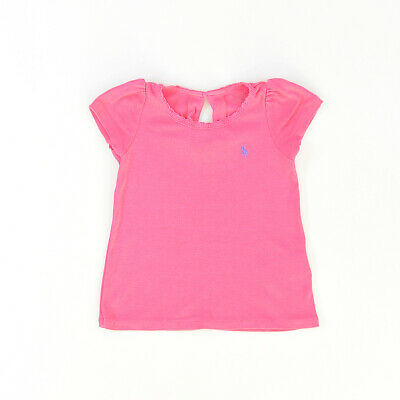 Camiseta color Rosa marca Polo Ralph Lauren 24 Meses  513221