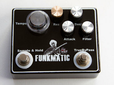 Funkmatic Filter, Sample & Hold with Expression 1590BB