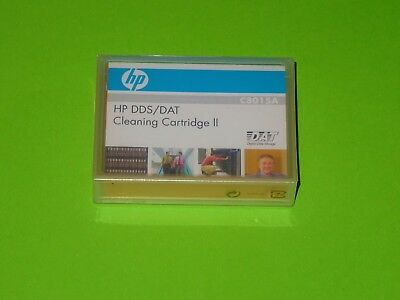 HP DDS/DAT Cleaning Cartridge II - NEW sealed