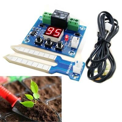 12V XH-M214 Humidity Controller Soil Sensor Module Automatic Irrigation System