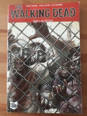 The Walking Dead Comic Band 3