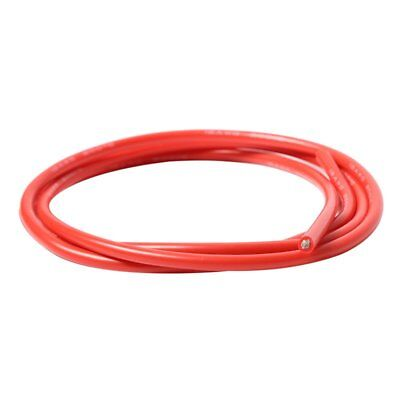 Silicone Wire Cable High temperature silicone line red 16 AWG 5Meter Z8M9