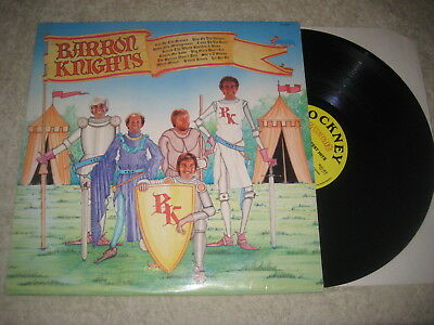 Barron Knights     Vinyl  LP