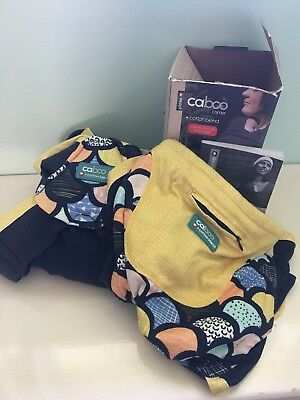 Close Caboo LIMITED EDITION PATTERN Baby Carrier