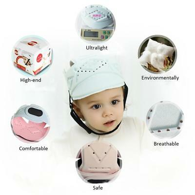 Baby Infant Safety Hat Anti-fall Toddler Helmet Headguard Protector Walk Caps