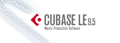 Steinberg Cubase LE 9.5 + ♡ Waves Plugin Manny Marroquin Delay V10