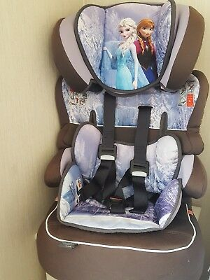 Disney Frozen Car Seat Stage 2 High Back Booster