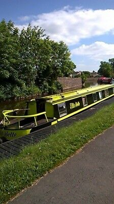 'Ellis Belle' ... Beautiful Traditional Narrow Boat/Canal Barge - Hire