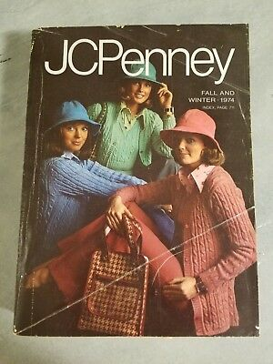 JCPenney Fall and Winter 1974