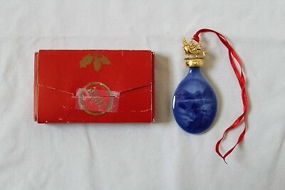 Bing & Grondahl Christmas Drop Ornament ~~ 2008 ~~ With Box