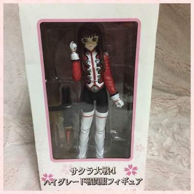 Sakura Wars 4 High Grade Uniform Figure Erika Fontine Figure