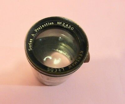 Kershaw Projector Lens or plate Camera Lens