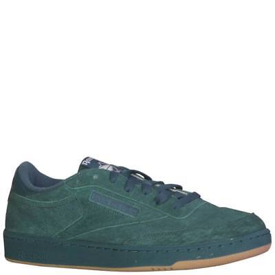 a83ebdc8669bf7 MEN S REEBOK CLUB C 85 SG - Green - Width  med - Fashion Sneakers ...