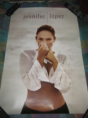 JENNIFER LOPEZ-(self titled)-24X36 POSTER-MINT-RARE
