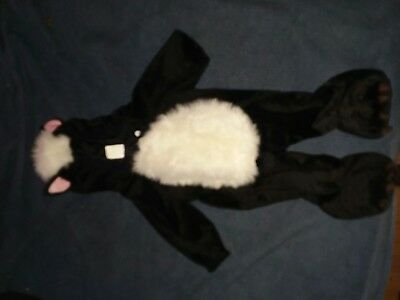 6 to 12 months skunk costume *adorable*