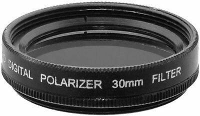 30mm HD Polarized Filter for DSLR Cameras/Camcorders