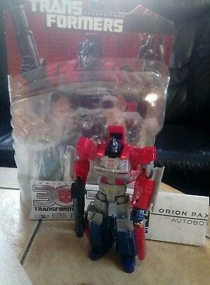 Transformers Generations - Orion Pax