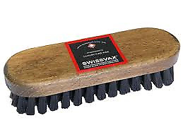 Swissvax Professional Leather Cleaning Brush + FREE RUBBER GLOVES