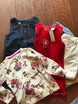 Girls Bundle. 2/3 Years. GAP, Next Bnwt, M&S Autograph, And Others.