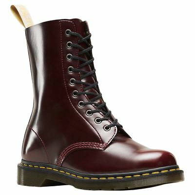 7eb2835d3b41 Dr.Martens 1490 Vegan Cambridge Brush Womens Mens Military Unisex Boots