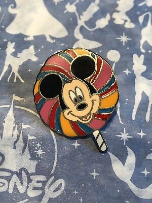 Disney Trading Pins - Mickey - Lollipop Collection Pin (Limited Edition) - Used