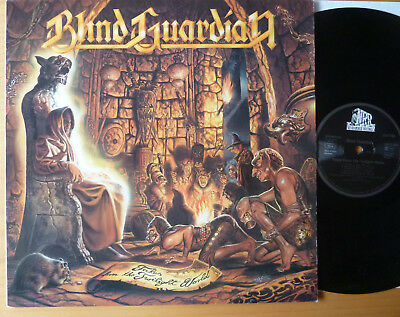"""LP BLIND GUARDIAN """" Tales From The Twilight World """" German pressing"""