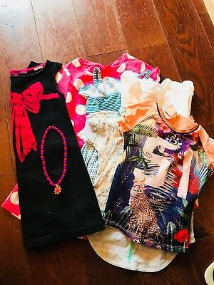 Girls Bundle Of Clothes. Size:4/5 Years Old. Next, Miss Sixty And Others.