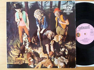 "LP JETHRO TULL "" This Was "" FOC German press kein Poster"
