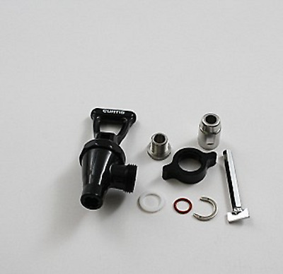 Wilbur Curtis WC-37260 KIT, FAUCET W/ADAPTER COMPLETE TC/TT   998