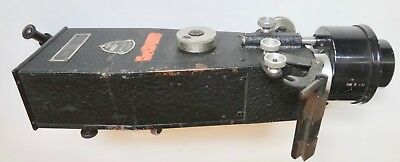 Erect Image View Finder model STD- NC for a Mitchell movie camera U.S. only
