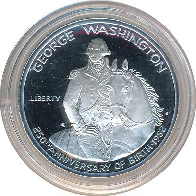 USA Half Dollar 1982 S PP George Washington Silber*