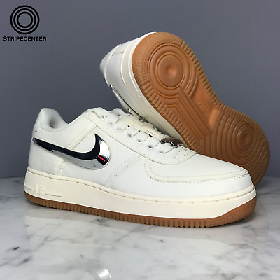 3f60a7cba7c 08.10.2018 NIKE AIR FORCE 1 LOW x TRAVIS SCOTT