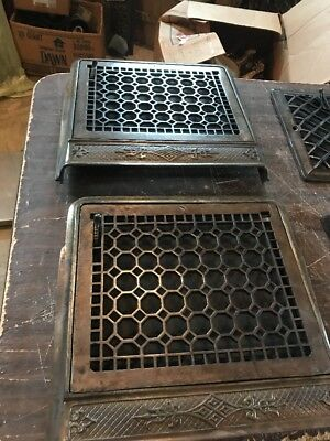 P 11 0ne available price separate antique floor to wall mount heating grate 15.…