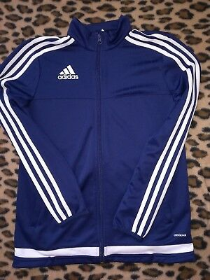 Boys Adidas Climacool Training Top Size YXL Age 13-14 - VGC