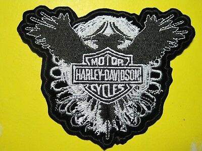 Patch Harley Davidson Crested Butte Sm Patch Look And Bid! Small Patch For Vest!