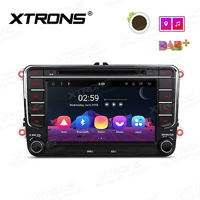 """XTRONS PR78MTV - 7"""" Android 8.1 Car Stereo for Volkswagen, SEAT, SKODA"""