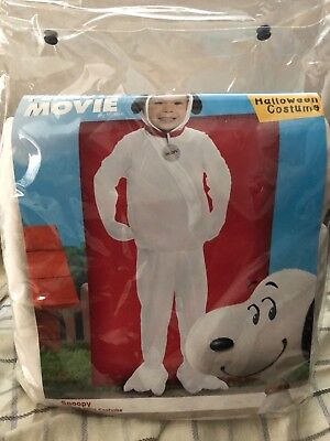 Snoopy Childs Halloween costume size child 4-6