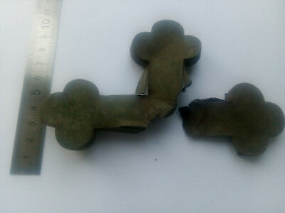 Crusaders Medieval finds  Metal detector finds.