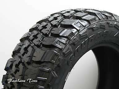 4 New 285 70r17 Federal Couragia Mud Tires M T Mt 285 70 17 R17
